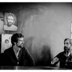 Aperitivo con dos artistas: Luis Gaspar e Iñigo Navarro