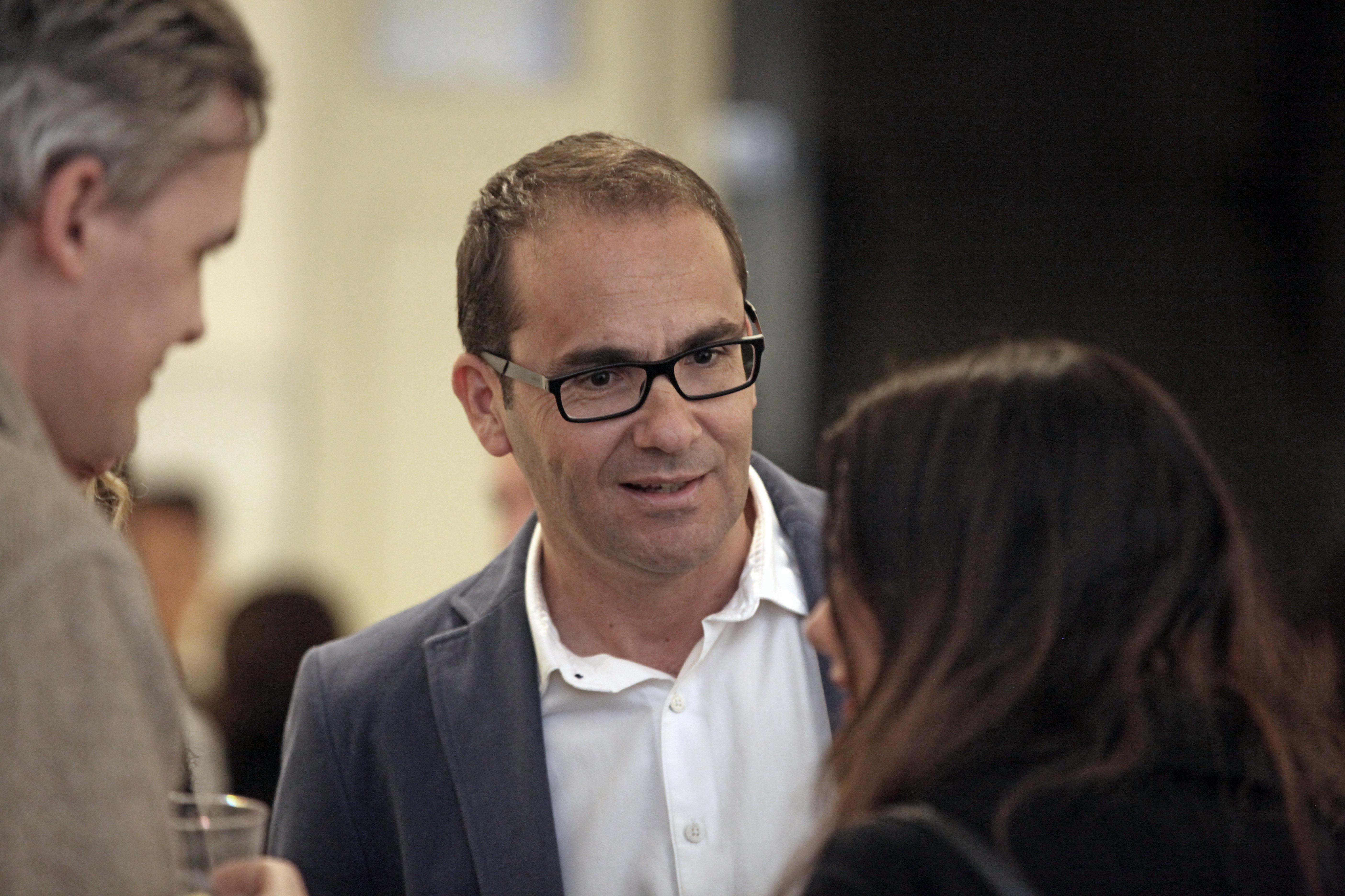 Reporterismo literario con David Jiménez